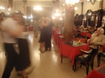 … the Milonga Hall (public tango hall)