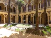 Inside Casa Rosada