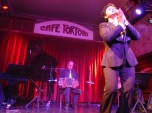 Classic tango show at old Cafe Tortoni