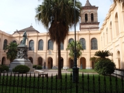 The university central court