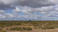 The 'arid wastes' of the Patagonian desert