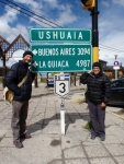 Ushuaia - the bottom of Argentina