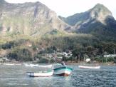 The island's town - San Juan Bautista