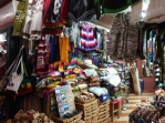 We stop in Temuco to see the wonderful, colourful central market