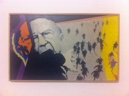 "The ""Guillermo Nuñez at 85"" exhibition"