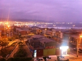 Antofagasta at night