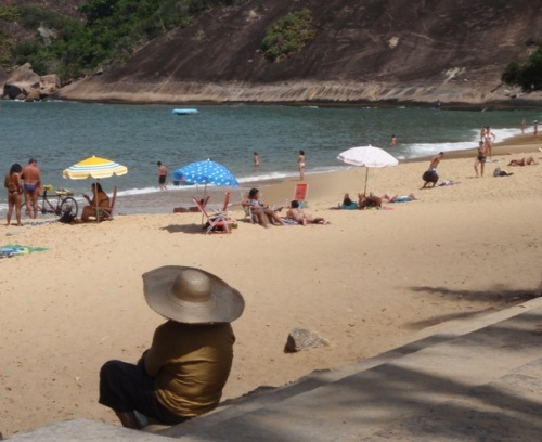 Then all the way back to Ipanema via some lovely city beaches