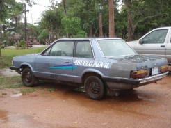 """Grandfather's car"""
