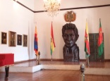 Simon Bolivar - a leader in much of South America's independence fight with Spain and still an inspiration behind politiics in the region today