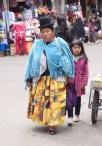 On the streets of La Paz
