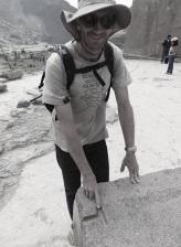 At Ollantaytambo