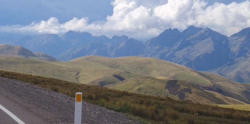 A drive of spectacular views from a series of high passes