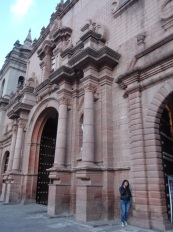 Ayacucho's grand cathedral