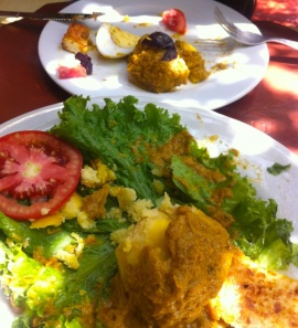 ... of spicy Arequipan dishes
