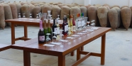 Although we were not particularly impressed by their wines or pisco!