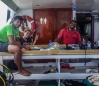 Life on board - the dive deck crew