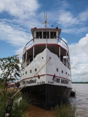 The Rio Amazonas